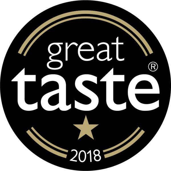 Great Taste 2018 Plum and orange