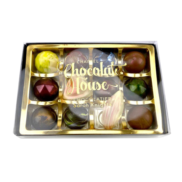 Chappel Chocolate House Box of 12