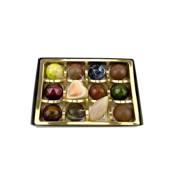 Chappel Chocolate House box of 12 chocolates