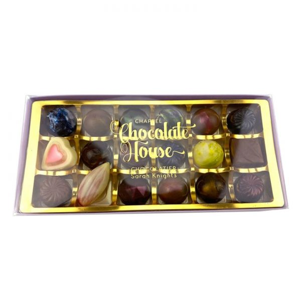 Chappel Chocolate House - Box of 18