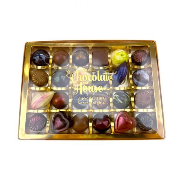 Chappel Chocolate House Box of 24
