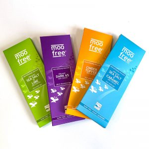 Moo Free Chocolate Bars