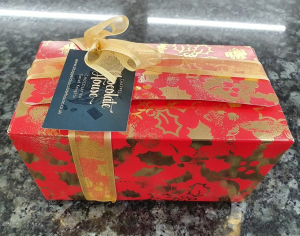1 kg box red holly