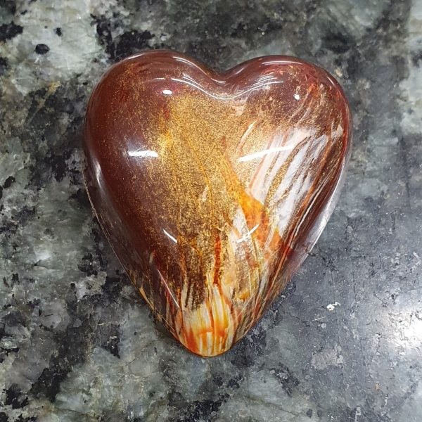 Gran Marnier heart