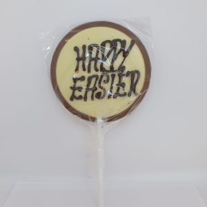 happy easter lolly